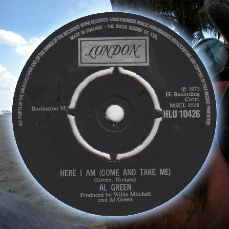 Al Green – Here i am (Lac's 9 mins of love for the edit groupers remix)