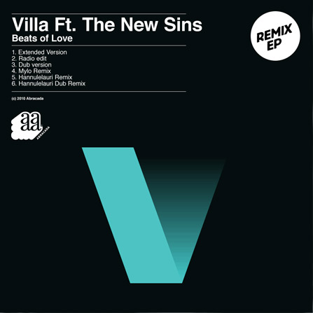 VILLA – Beats of Love (the c90s remix)