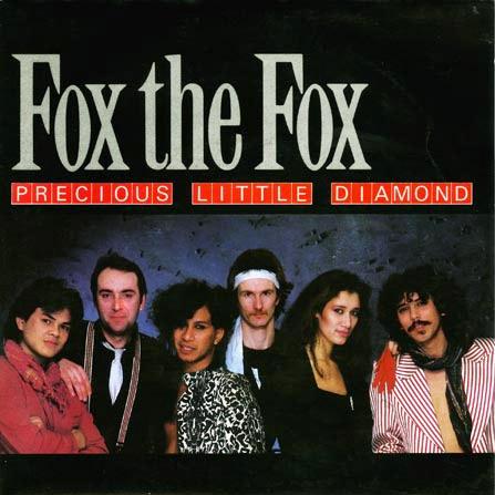 Fox The Fox – Precious Little Diamond (Alkalino re-edit)