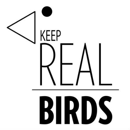 Keep real birds