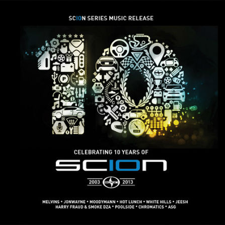 Scion 10years
